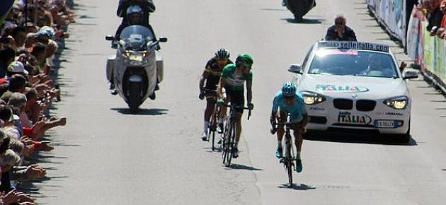 Tiralongo gana la última etapa