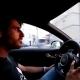 En coche por Múnich con Javi Martínez