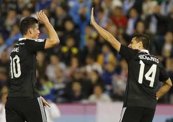 Celta vs Real Madrid en directo