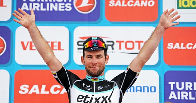 Mark Cavendish. /TourofTurkey