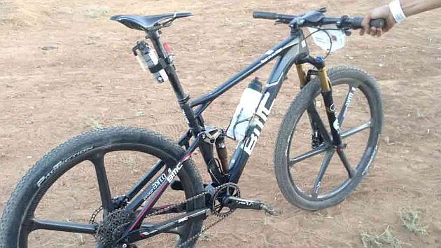 ¿Cuánto cuesta la bici más cara de la Titan Desert?