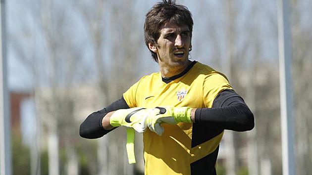 El Tottenham sigue a Julián Cuesta