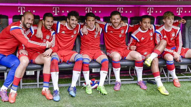 El alemán, el trauma del 'Spanish Bayern'