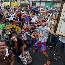 Filipinas, indignada y decepcionada tras la derrota de Pacquiao