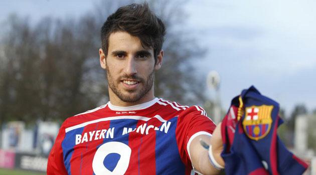 Javi Martínez: Somos el Bayern y tenemos al mejor técnico del mundo