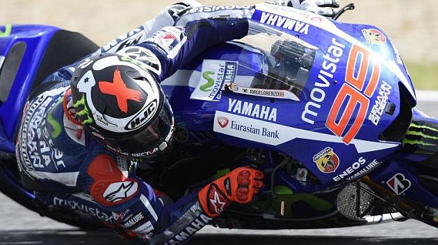 Lorenzo vuelve a marcar el mejor tiempo en Jerez tras el GP de España