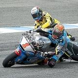 La curva de los líos en Jerez