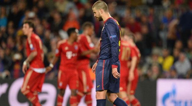 El Bayern eliminó al Barça hace dos temporadas con un 7-0 - MARCA.com