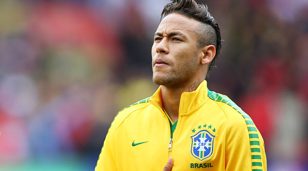 Neymar liderará a Brasil en la Copa América