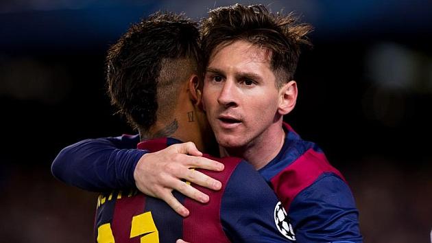 Messi supera a Ronaldo con 77 goles en Champions
