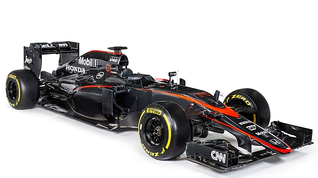 Así lucirá el nuevo McLaren Honda / MCLAREN