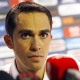 "Contador : ""No podía venir mejor preparado al Giro"""