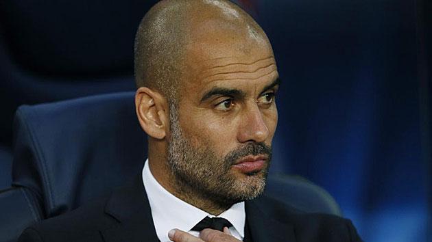 Guardiola podría entrenar al City la próxima temporada
