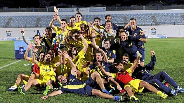 El Villarreal logra su primer título tras ganar en la prórroga al Espanyol
