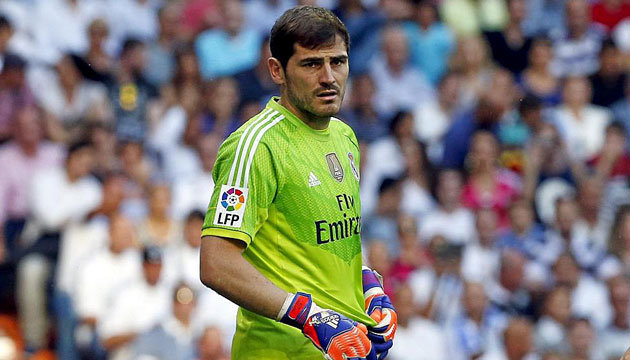Casillas still determined not to leave