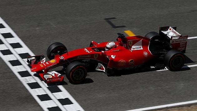 Vettel, más puntos que Alonso pero más lejos del título
