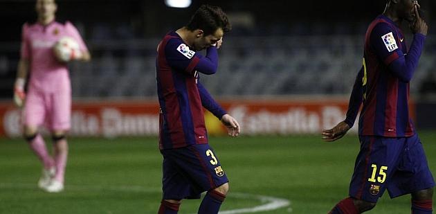 Grimaldo, durante el partido en el Mini ante el Mallorca / Frances Adelantado (Marca)