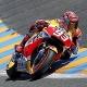 Márquez corrió con una moto descartada