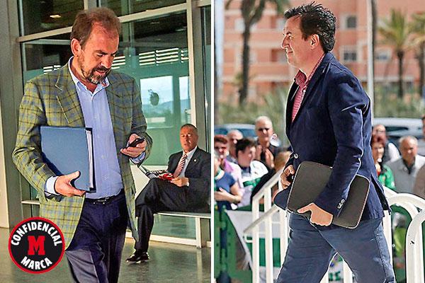 Ángel Torres y Anguix, presidente del Elche / Foto: D. G. Souto y M. Lorenzo. MARCA
