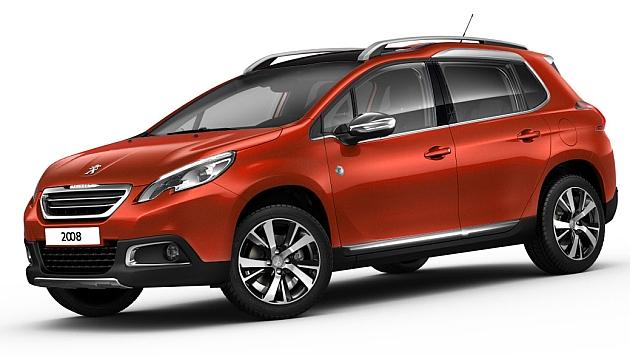 El Peugeot 2008 estrena el motor 1.6 BlueHDi