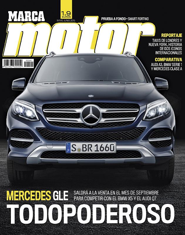 Ya a la venta el número de Junio de Marca Motor