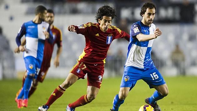 El Sabadell se impuso por la mínima en la primera vuelta / Marca
