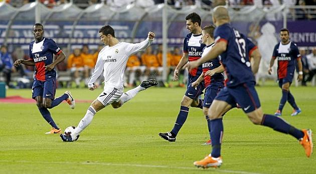El PSG pone 125 millones por Ronaldo
