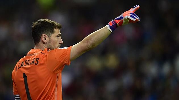 Casillas, jugador con más victorias de la historia de la Liga