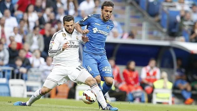 Nacho: Ancelotti es el entrenador del Real Madrid, merece seguir