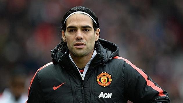 El United no ejercerá la opción de compra sobre Falcao