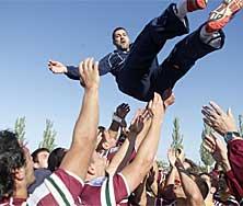 Alcobendas Rugby, a la élite