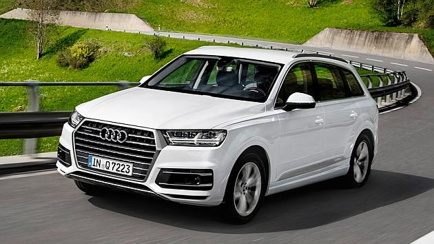 Al volante del Audi Q7: oda al dinamismo y la seguridad