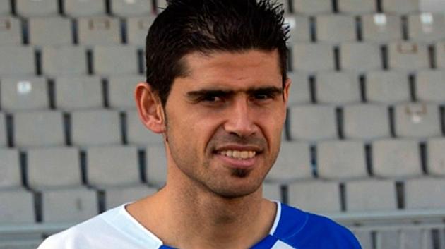Antonio Hidalgo, capitán del Sabadell.