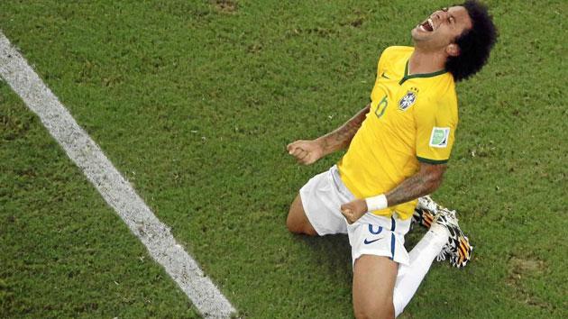 Marcelo, baja para la Copa América por lesión