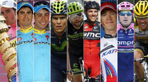 El mejor '9' del Giro 2015