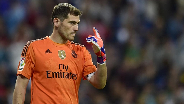 Besiktas bid big for Casillas