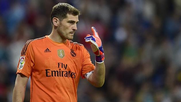 Oferta millonaria por Casillas