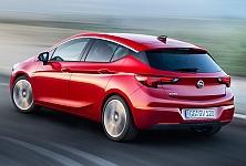 Opel Astra 2015: con dieta deportiva