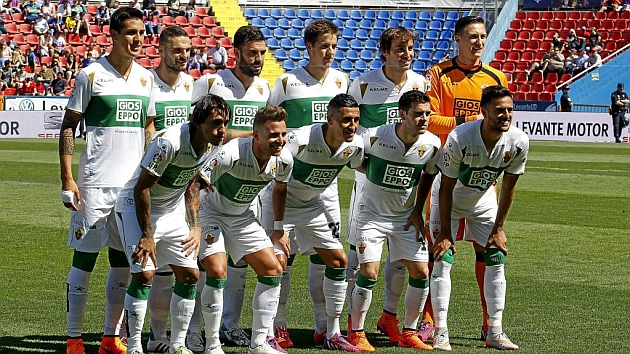 Elche face relegation over financial issues