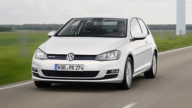 Al volante del Volkswagen Golf 1.0 TSI BlueMotion