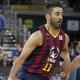 'Bomba' perpetua: Juan Carlos Navarro ya es el jugador con m�s minutos en 'playoffs'