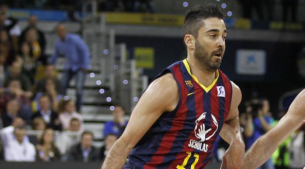 ACB Liga Endesa: El Barcelona no cuenta con Juan Carlos