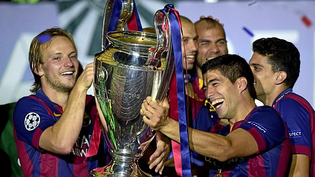 La Orejona ya es del Barça
