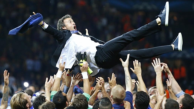 Del 'Pep Team' al 'Lucho Team'