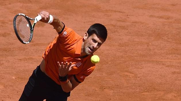 Murray tampoco puede con Djokovic