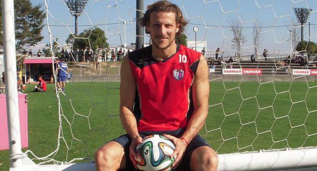 Forlán confirma su inminente llegada a Peñarol