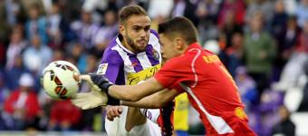 Valladolid vs Las Palmas en directo