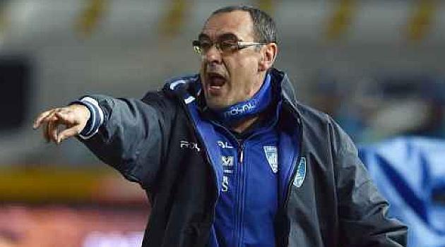 Maurizio Sarri sustituye a Rafa Benítez como técnico del Nápoles