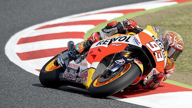 Márquez: Toca arriesgar y estar lo más cerca posible de las dos Yamaha