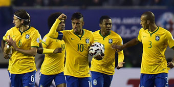 Brasil busca su reinado